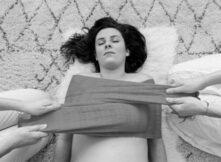 Massage Rebozo : après grossesse - Mes premiers jours